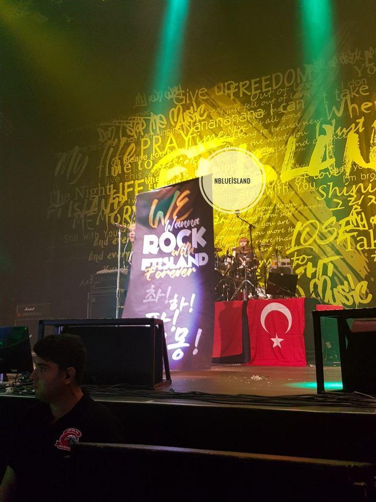 29.10.2017 FTISLAND [X] IN ISTANBUL