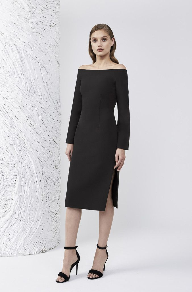 Keepsake - Heartlines Long Sleeve Dress