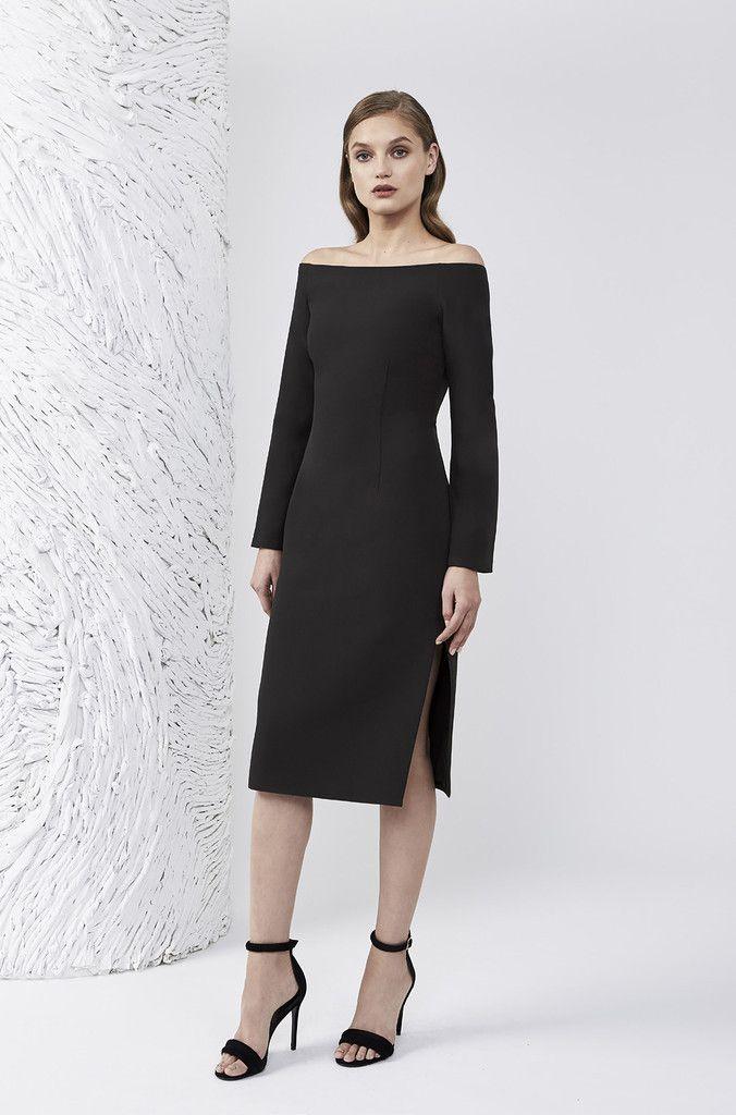 Keepsake - Heartlines Long Sleeve Dress