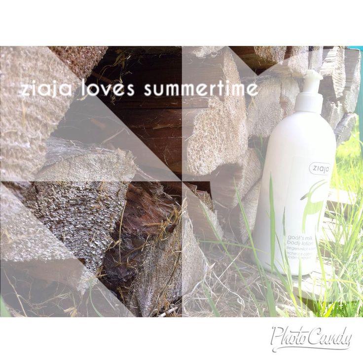 ZIAJA loves summertime!!! :) Du auch?  #ziaja #summer #love #photocandy #photocandyapp #instagram