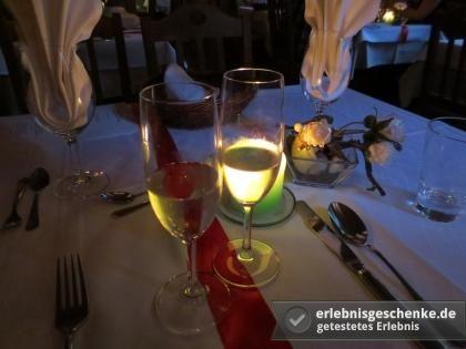 Candle Light Dinner Erlebnistest