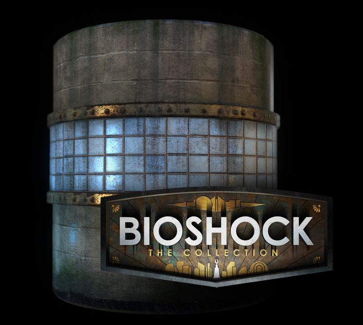 Bioshock The Collection, Ana M. Rodriguez on ArtStation at https://www.artstation.com/artwork/qEPna