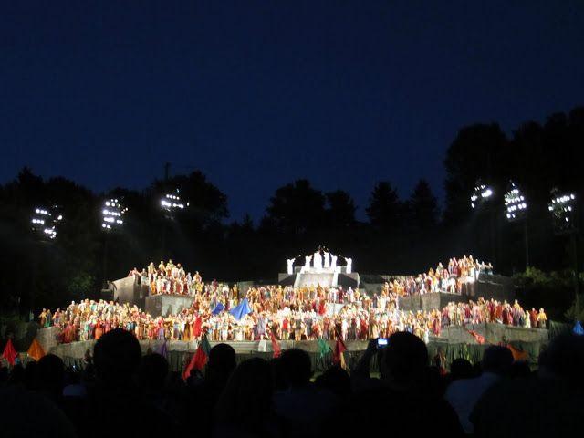 the Hill Cumorah Pageant