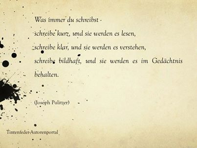 Inspirational German quote ♠