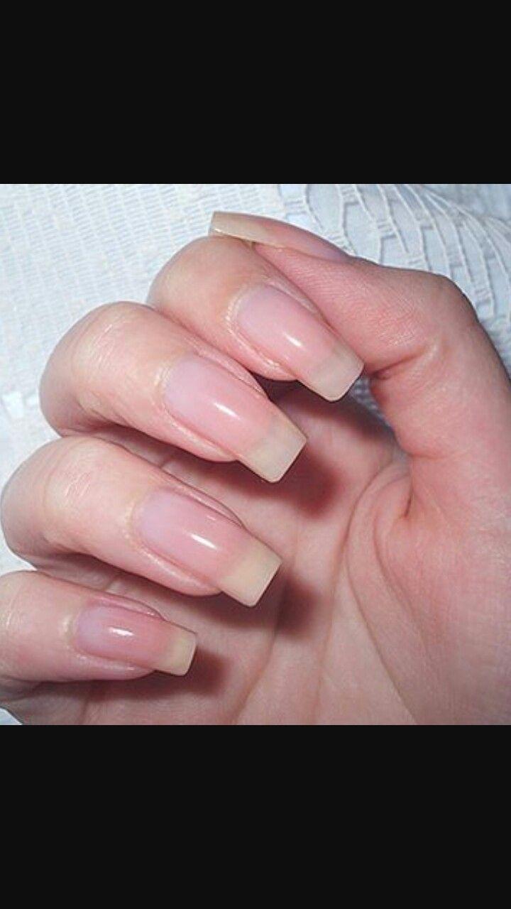 13 best real nails images on Pinterest   Long natural nails, Long ...