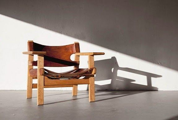Elegant Spanish Chair