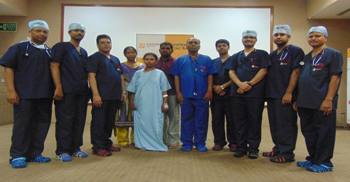 Sunshine Hospitals donates drug eluting stent  - Read more at: http://ift.tt/1hLXFVY