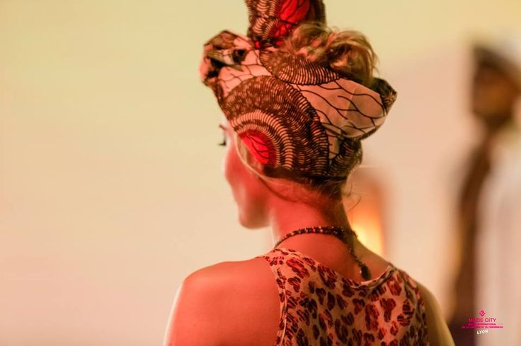 African Vibes fashion show #modecity2016 ©eurovet