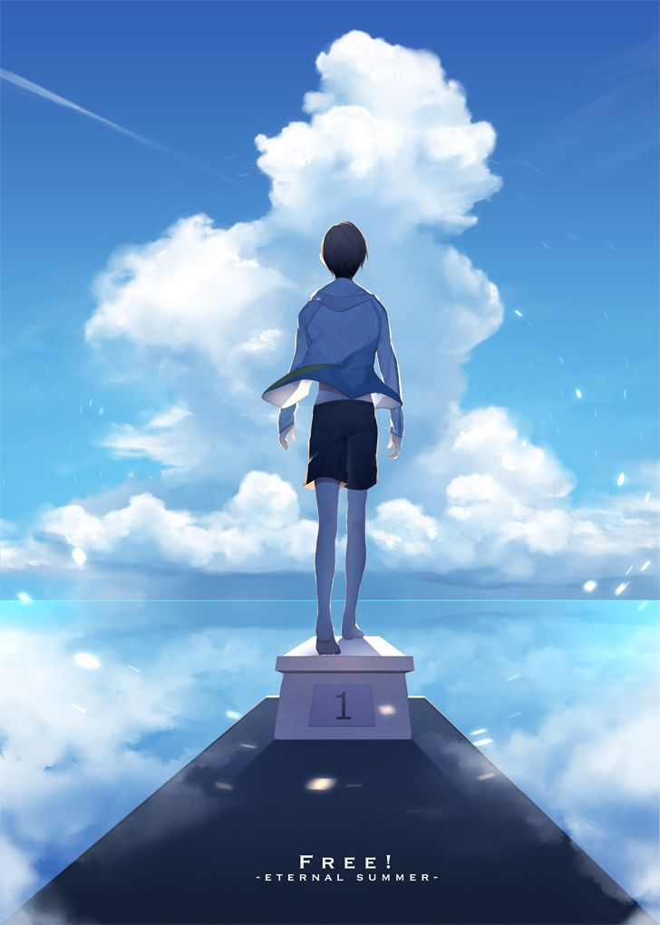 This art is so amazing.....Free! Eternal Summer