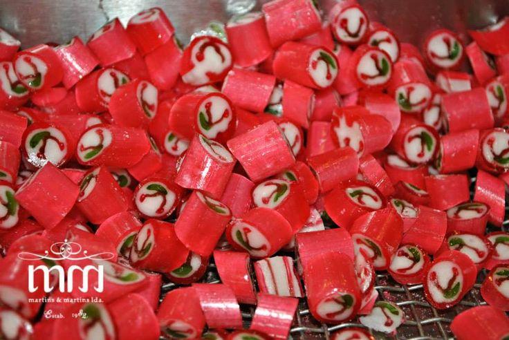 Rebuçados Fantasia de Cereja www.martinsemartins.com