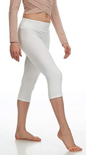 a208d3303e5ff LMB Womens Extra Soft Capri Leggings with High Yoga Waist 40+ Colors Plus  Size at Amazon Women's Clothing store: