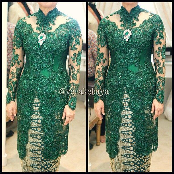 ...fitting #kebaya mama #pengantin by #verakebaya ...