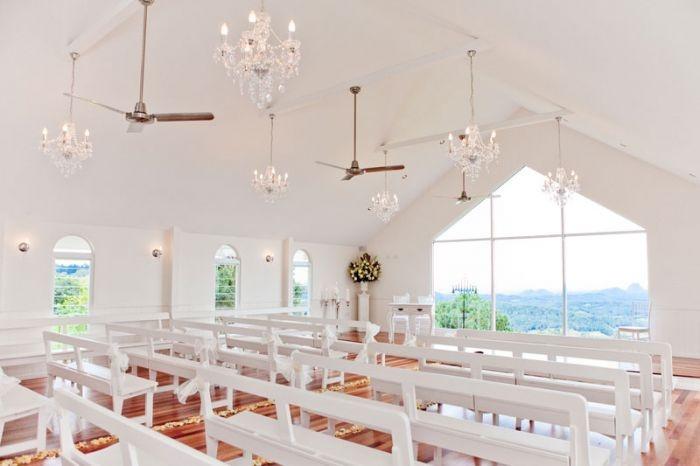 Tiffany's Wedding Chapel - Weddings At Tiffanys Function Centre Maleny Sunshine Coast Hinterland