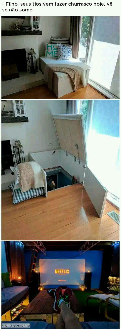 pin von pia ortmann auf wohn ideen pinterest dachboden einrichtung und versteckte t ren. Black Bedroom Furniture Sets. Home Design Ideas