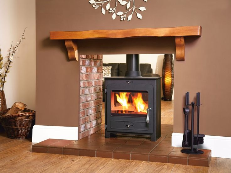 Portway Double Sided Multifuel Traditional