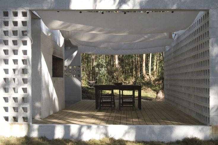 Casa de Bloques La Pedrera - G + Gualano Arquitectos - Blog y Arquitectura