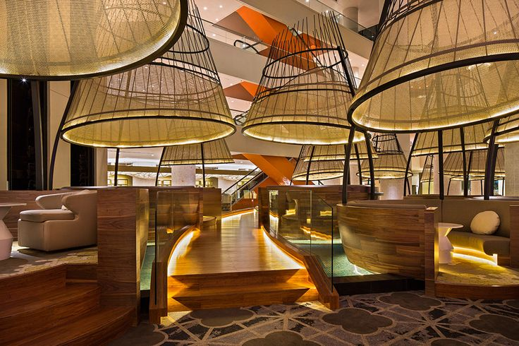 Pan Pacific Singapore, Hotel design by CHADA.
