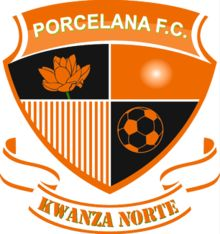 Porcelana Futebol Clube do Cazengo (Ndalatando, Angola) #PorcelanaFC #Ndalatando #Angola (L11942)