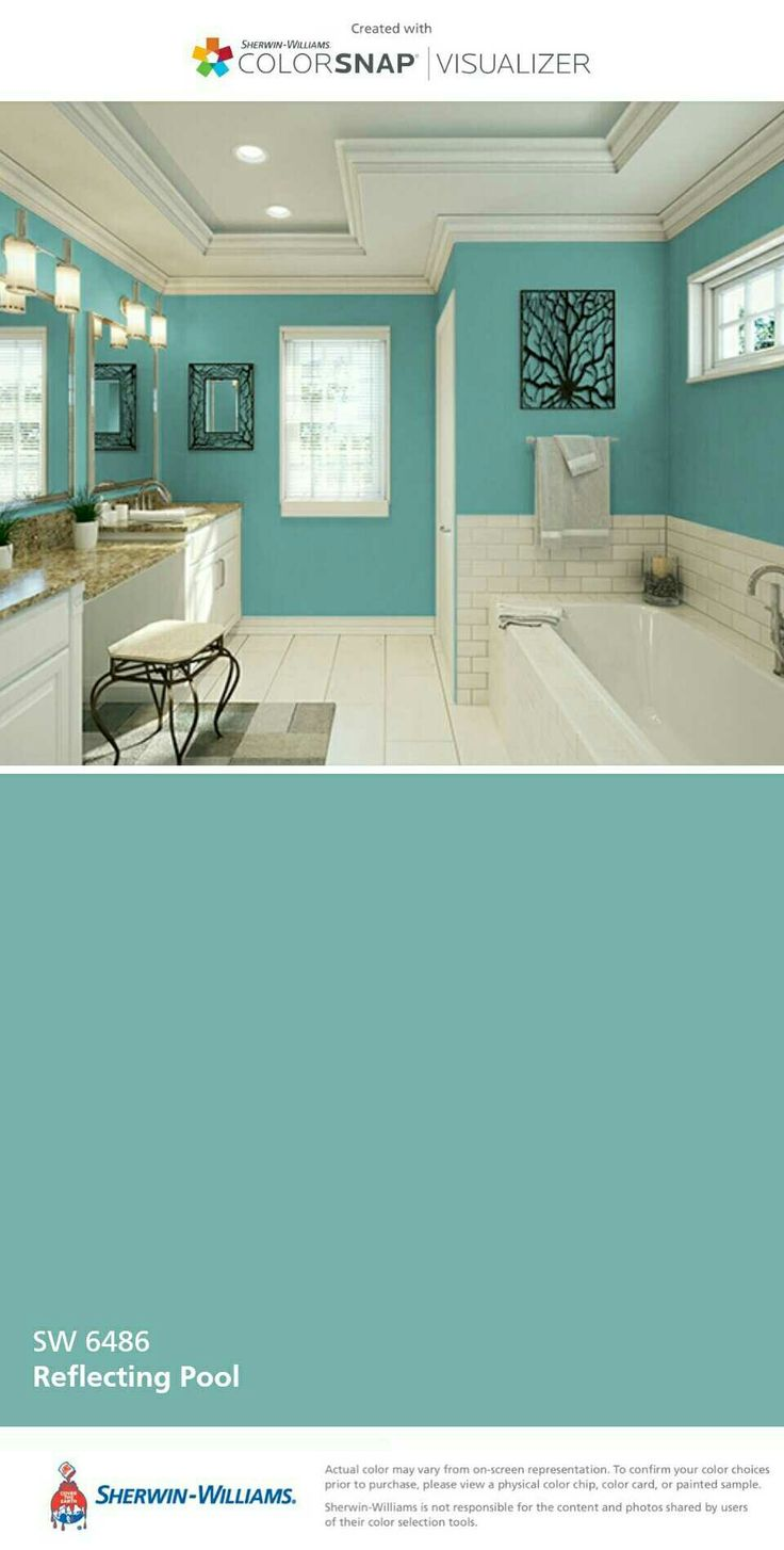 Pin By Maria Fitzgerald Decristoforo On Bathroom Paint In