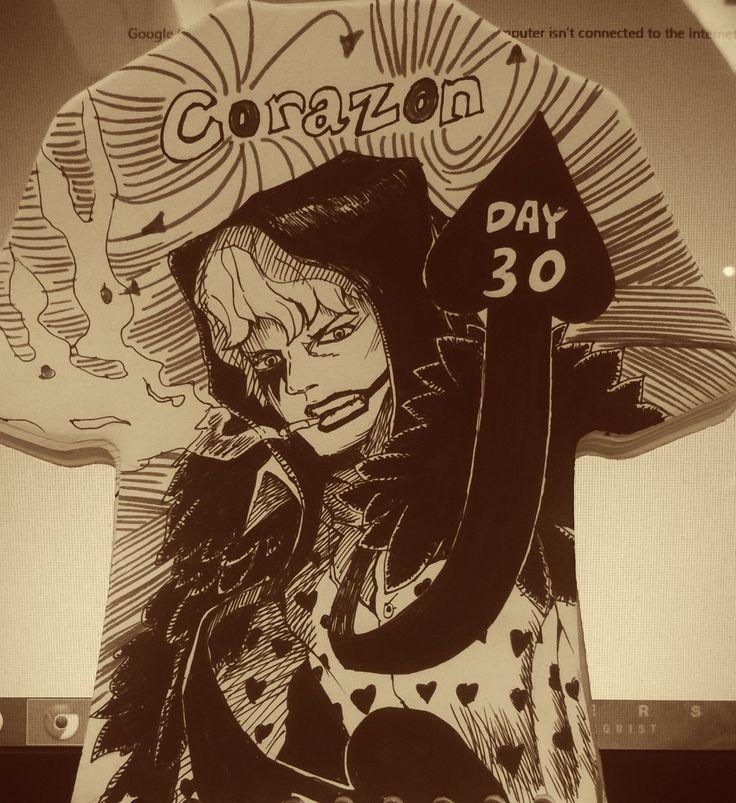 day 30 corazon