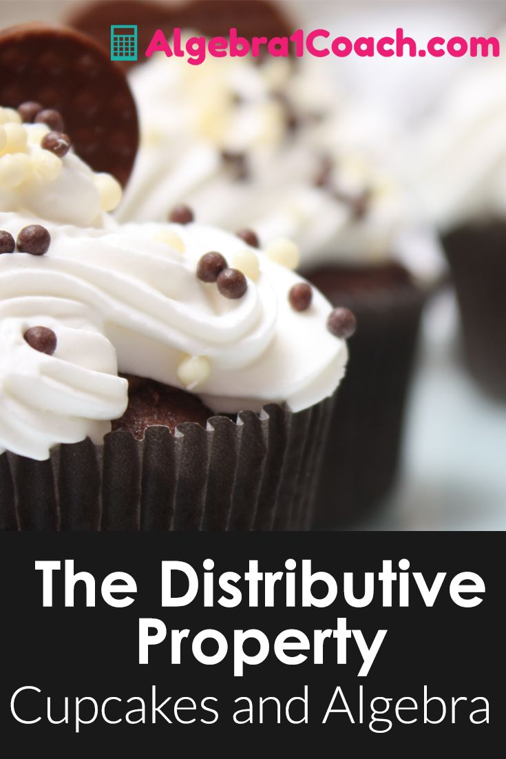Awesome FREE Printables to use with this lesson on the Distributive Property! https://algebra1coach.com/the-distributive-property/