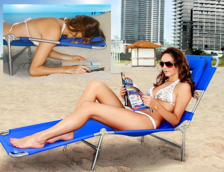 Must have beach chair!