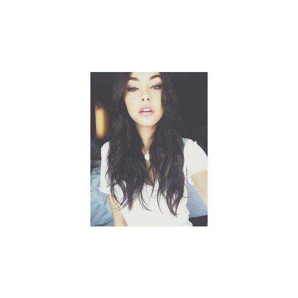 Pinterest ❤ liked on Polyvore featuring madison beer and hair