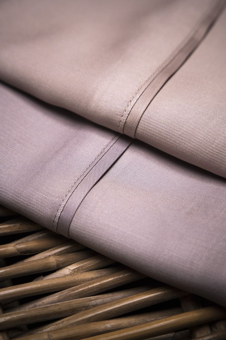 Organic Cotton Pillowcase - all pillowcases are made with anti-bacterial satin smooth bamboo