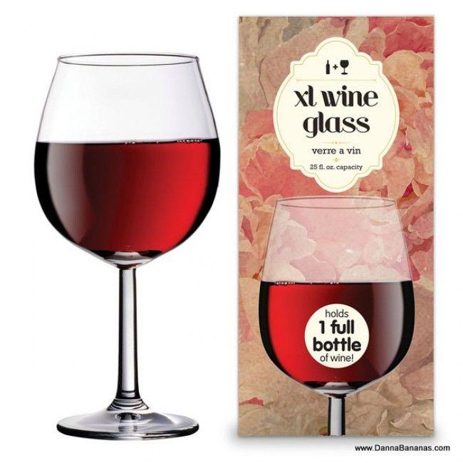 Happy National Wine Day: http://www.dannabananas.com/xl-wine-glass/