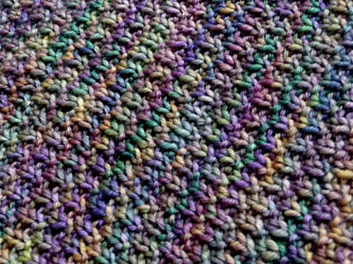 Triple Seed Stitch and Free Cowl Pattern. Ravelry: Triple Seed Stitch Cowl pattern by Liz White