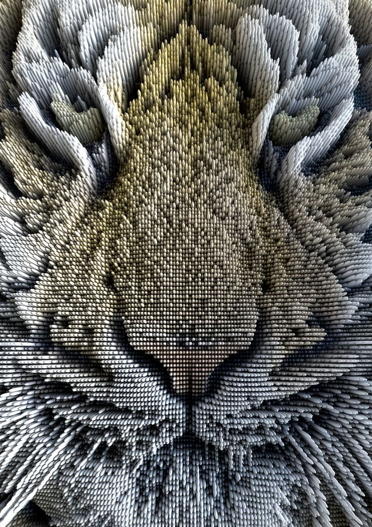 Animals Abstract on Behance
