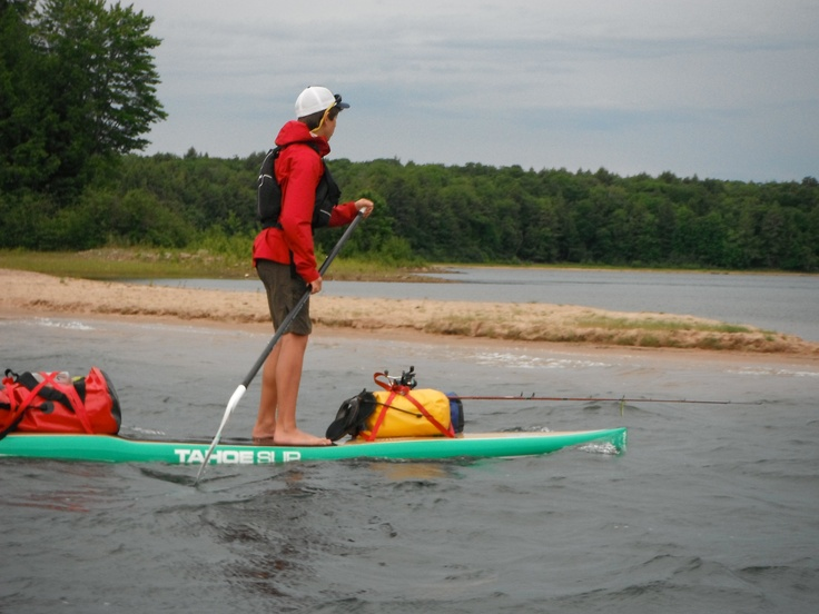 Sylvania Wilderness SUP- oh wow this would be sooo much better than canoeing and the portages would be so easy!
