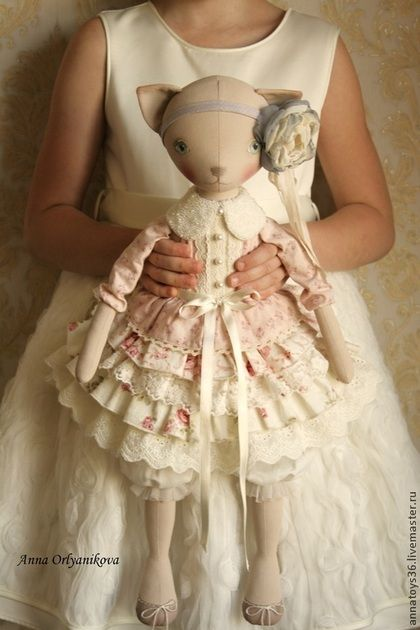 Коллекционные куклы ручной работы. Шарлотта. Анна Орляникова. Ярмарка Мастеров…