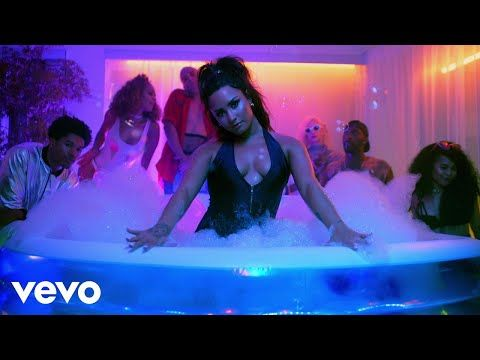 "Demi Lovato's New ""Sorry Not Sorry"" Music Video Is Here And Will Make You Want To Party"