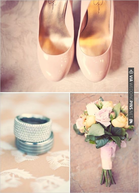 Peach Wedding Shoes By Jessica Simpson