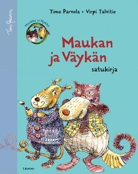 Oivaltamisen iloa ja suvaitsevaisuutta henkivä satukirja sopii jokaisen lapsiperheen kirjahyllyyn.   Erinomaista ääneen luettavaa!