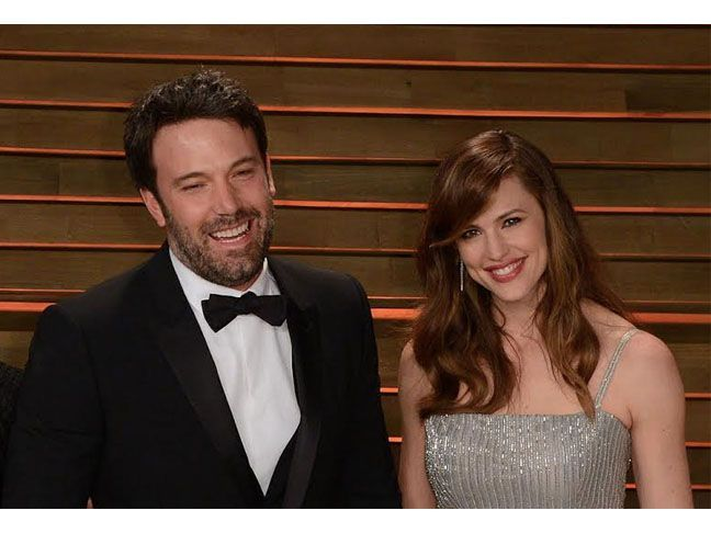 Divorced Celebrity Parents Who Are Friendly For Their Kids Sake Jennifer Garner Celebrity Divorce Celebrities