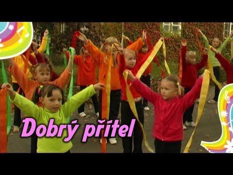 Míša Růžičková - Dobrý přítel (Cvičíme s Míšou - plná verze) - YouTube