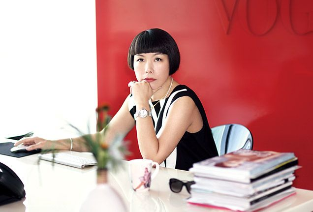 As editor-in-chief of Vogue China, Angelica Cheung's mission is to engage her audience of modern Chinese women in new conversations about life and style.