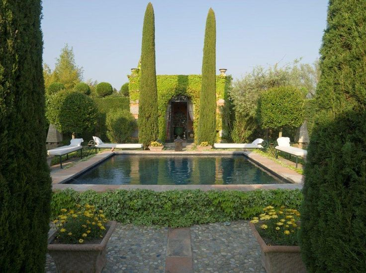 Dominique Lafourcade jardins