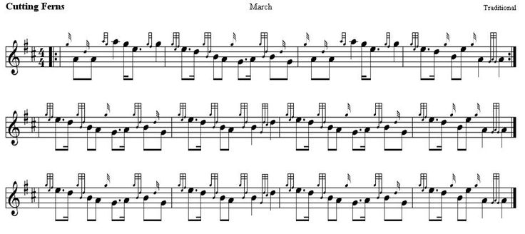 Pin by pipersmurff on bagpipe music sheet music bagpipe