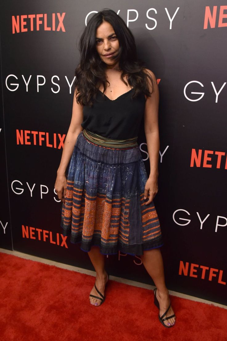 "#NewYork Sarita Choudhury – ""Gypsy"" Special Screening in New York 06/29/2017 