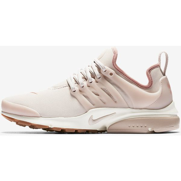 Nike Air Presto Premium Women's Shoe. Nike.com ($130) ❤ liked on Polyvore featuring shoes