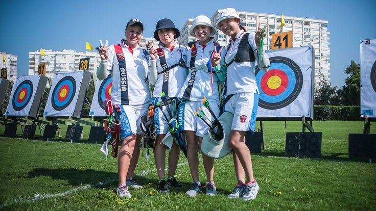 Meet the team: Russia's Olympic silver-winning women | World Archery