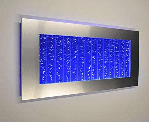 Large Horizontal Wall Mount LED 45 500WM LED Bubble Wall Aquarium LED Lighting Indoor Panel Water Fall Fountain Water Feature * Check this awesome product by going to the link at the image.