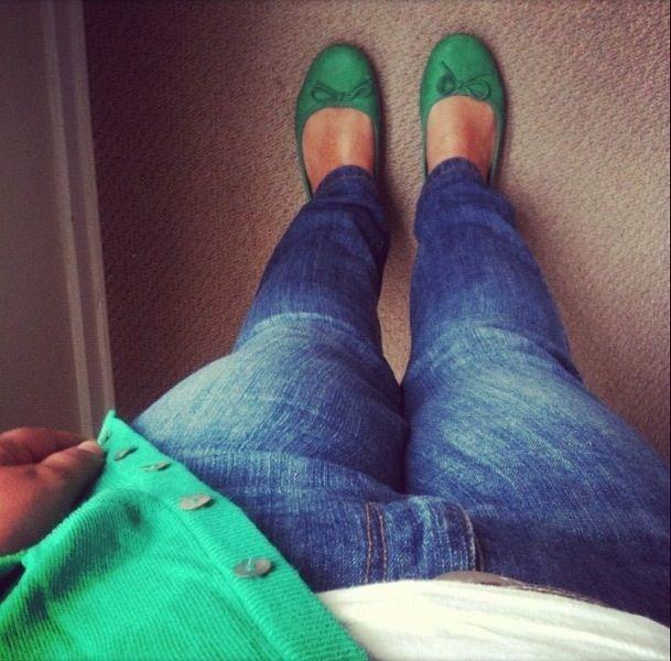 #verdeesmeralda Mi Closet - Estila Estilo