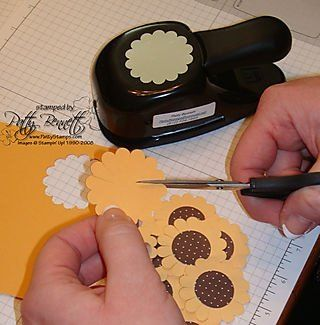 Sunflower punch art | followpics.co