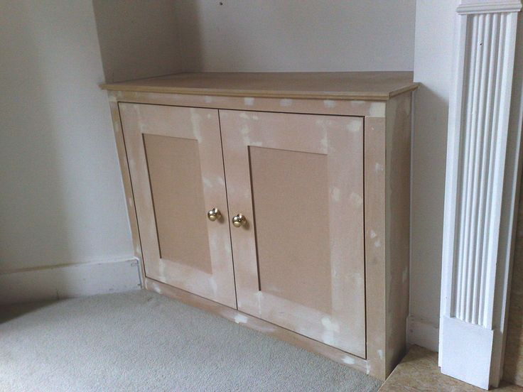 custom made alcove cupboard, NW10 Alperton