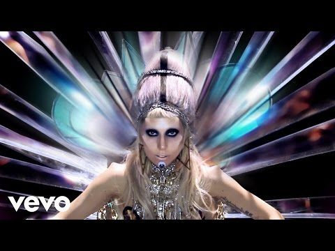 Lady Gaga - Born This Way - YouYube