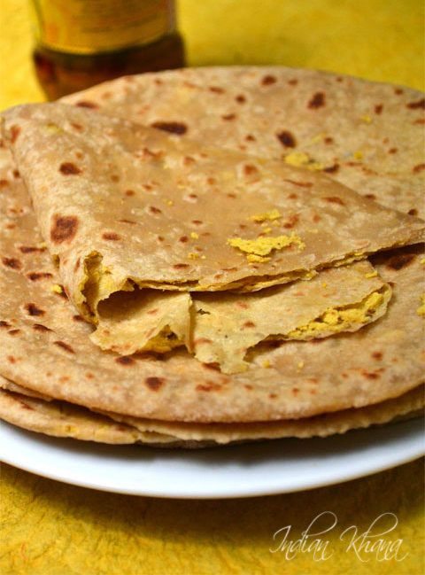 Dussehra Recipe | Traditional Chana dal puri   Puri (paratha) stuffed with boiled, mashed chana dal (bengal gram lentil) and mild spices.